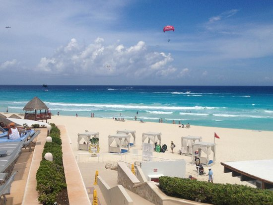 Omni Cancun Resort & Villas : Omni Beachfront