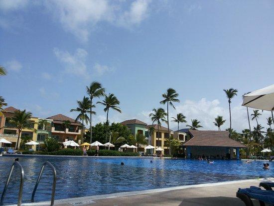 Ocean Blue & Sand: Área de piscina/praia