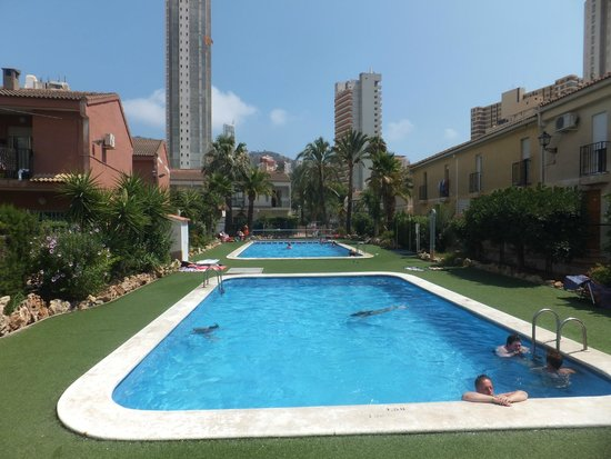 Rinconada Real : 2 of the 3 pools