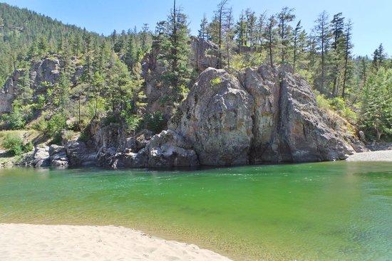 Bromley Rock Provincial Park