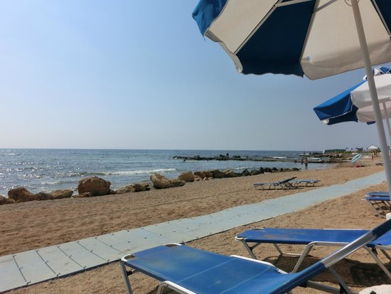 Kefalos Beach Tourist Village: op het strand