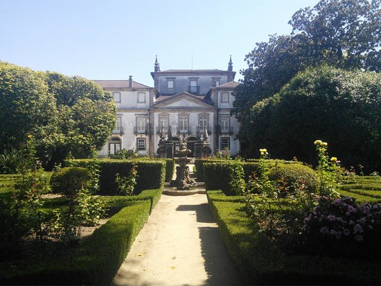Jardim da Casa dos Biscaínhos