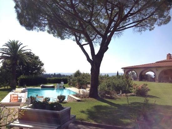 B&B Il Cavallinone: cala piscina