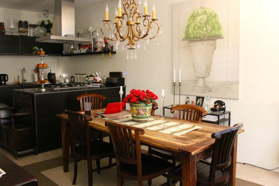 Boogaard's Bed and Breakfast: Kitchen