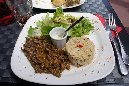 Dessert picture of la cuisine de wadad annecy for Auvergne cuisine