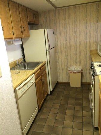 Mountainside Condos: Kitchen light didn't work