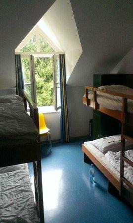 Palace Hostel Schlossherberge: Kamer