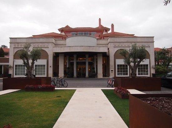 Penha Longa Resort: ホテルの正面玄関