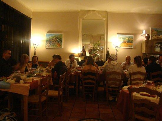Restaurant de L'orb : repas de mariage