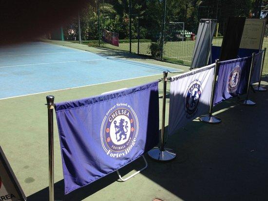 Forte Village Resort - Hotel Bouganville: Football Schcool