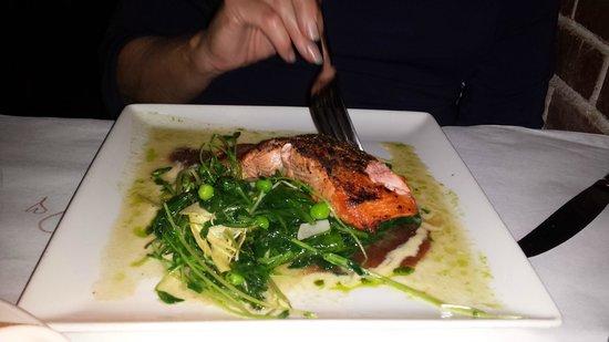 Montrio Bistro : Salmon