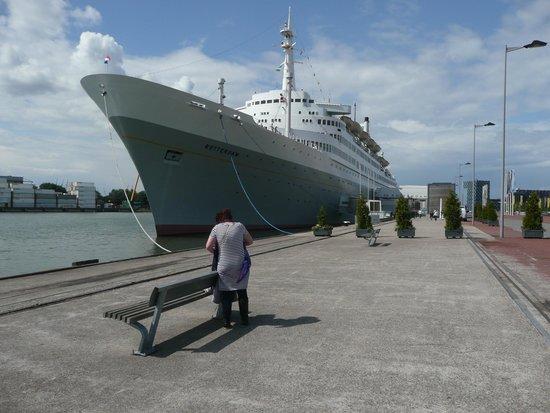 SS Rotterdam: jammer geen vaaruren meer