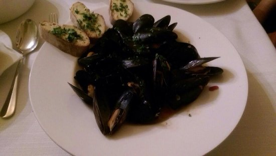 Corleone : Mussels!!! Delicious!