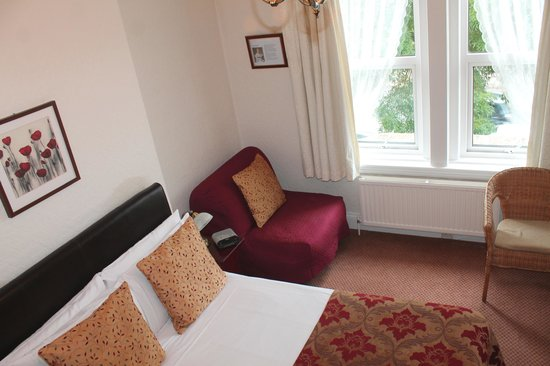 Milton House: Jane Austen double en-suite room