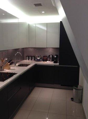 Taj 51 Buckingham Gate Suites and Residences: kitchen