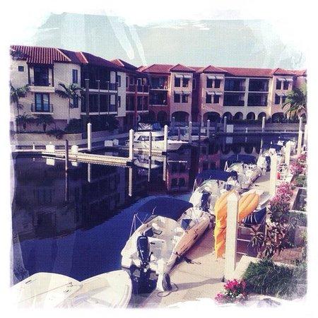 Naples Bay Resort : Tranquil