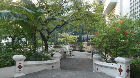 Sagar at Hotel Istana