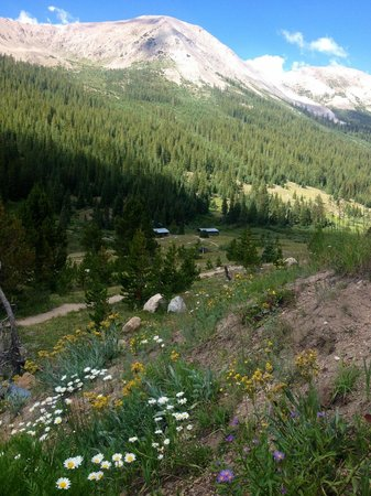 Independence Pass: The ghost town of Independence