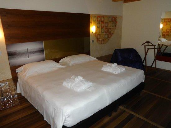 Hotel Veronesi La Torre: la chambre