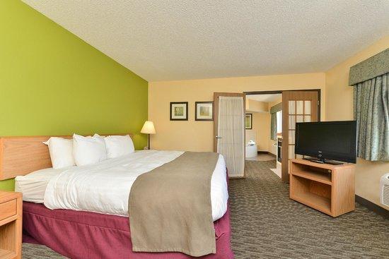 AmericInn Lodge & Suites Rehoboth Beach: guest room