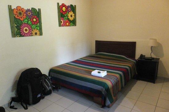 Arbol de Fuego Eco-Hotel: chambre 27