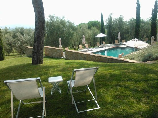 Fontelunga Hotel & Villas: Pool area