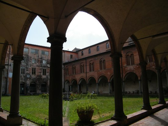 National Museum of San Matteo: Chiostro del museo