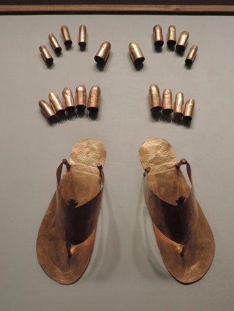 Musée égyptien du Caire : leggerissimi