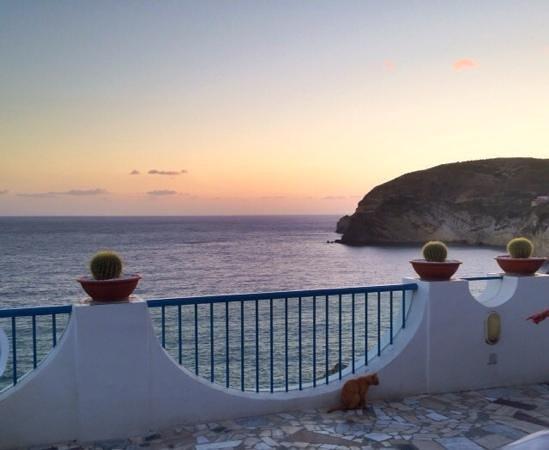 Hotel Villa Maria: dalla terrazza