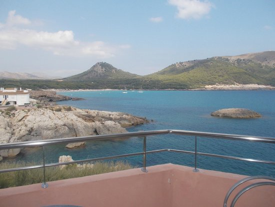 THB Guya Playa: Vistas desde la habitación 247