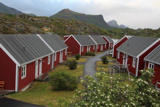 Nyvagar Rorbuhotel: Cabins