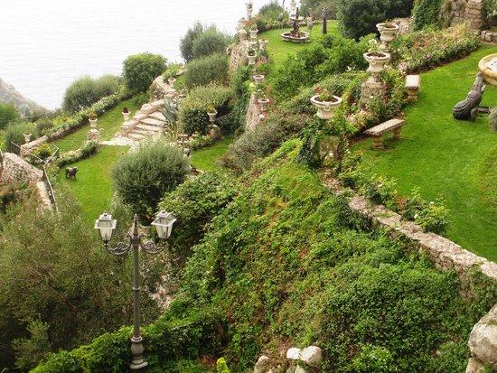 Chateau de la Chevre d'Or : Gardens of Le Chevre D'Or