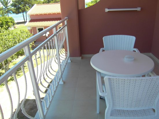 Mayor Capo Di Corfu : vue balcon