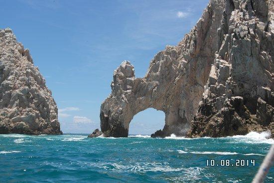 Casa Dorada Los Cabos: El Arco
