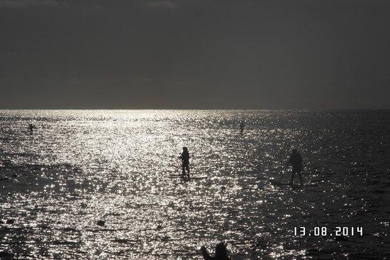 Casa Dorada Los Cabos: Amanecer en la playa