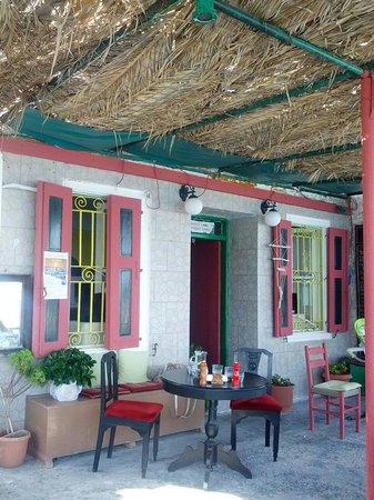 Taverna Donna Rosa : Ingresso