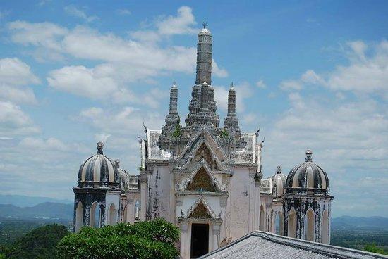 Phra Nakhon Khiri - Picture of Khao Wang (Phra Nakhon Khiri Historical Park),...