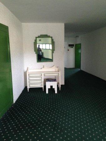 El Hana Hannibal Palace Hotel: Landing on the 3rd floor