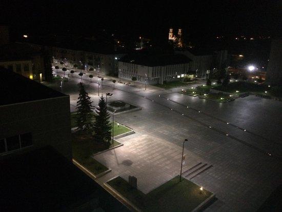 Mercure Marijampole: Вид из окна #605