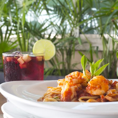 Rolandi's: our housemade sangria is perfect for any of our pasta dishes