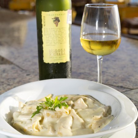 Rolandi's: Ask our server about wine parings