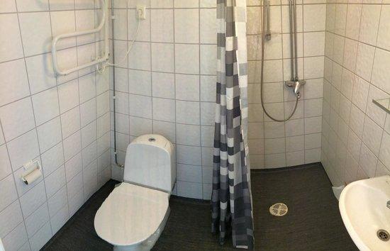 Strandnas Hotel: Bathroom