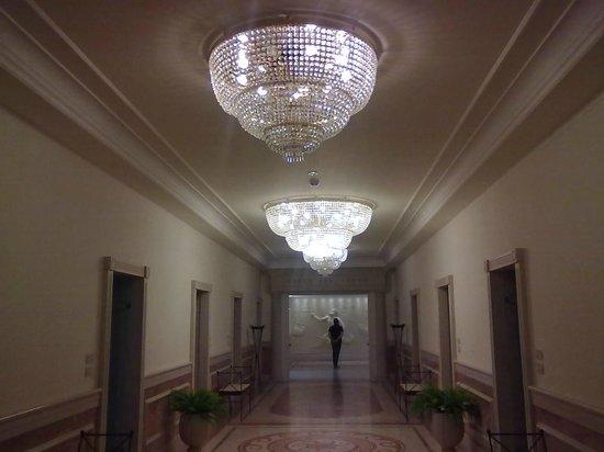 Hotel Terme Tritone Thermae & Spa: verso le piscine
