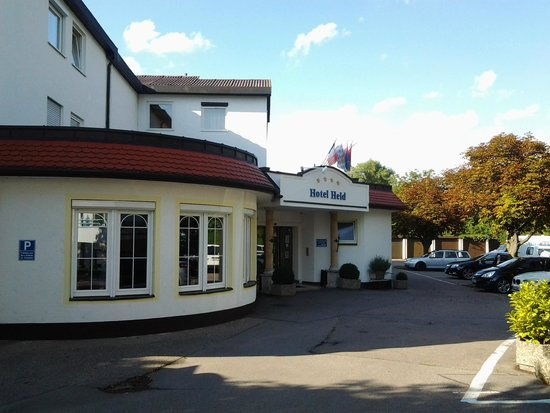 Hotel Restaurant Gasthof Richard Held