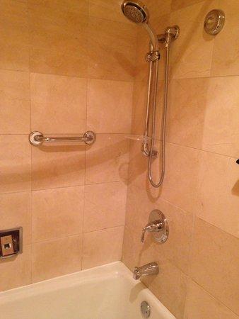 The Donatello: Bathroom