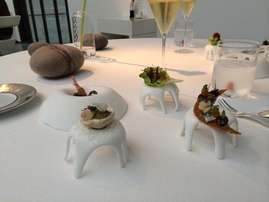 gru aus der k che picture of restaurant amador mannheim tripadvisor. Black Bedroom Furniture Sets. Home Design Ideas
