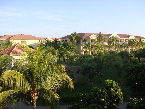 Paradisus Princesa del Mar Resort & Spa: VISTA A JARDINES DESDE LA TERRAZA DE HABITACION