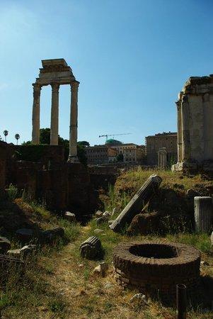 Palatin: Roman Forum