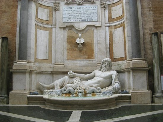 Musei Capitolini: Marforio