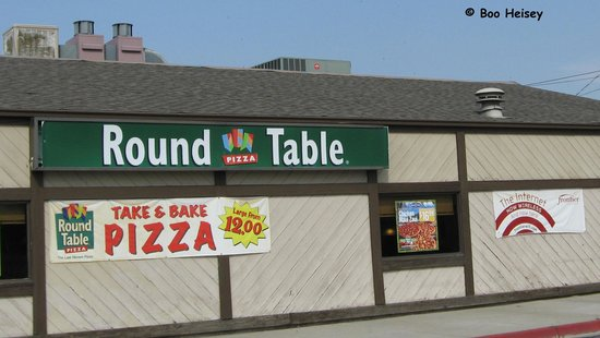 ‪Round Table Pizza‬